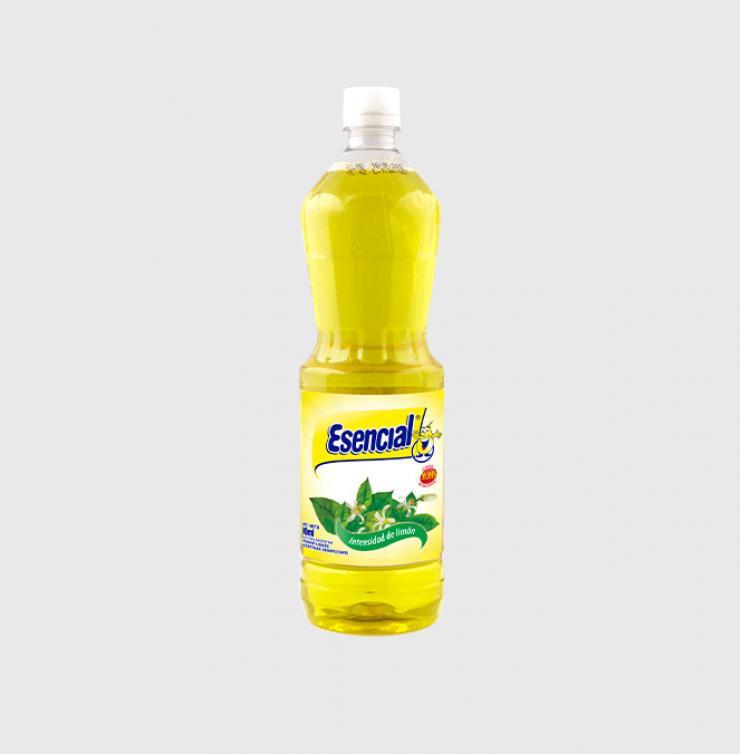 Limpiador Intensidad De Limon 900Cc